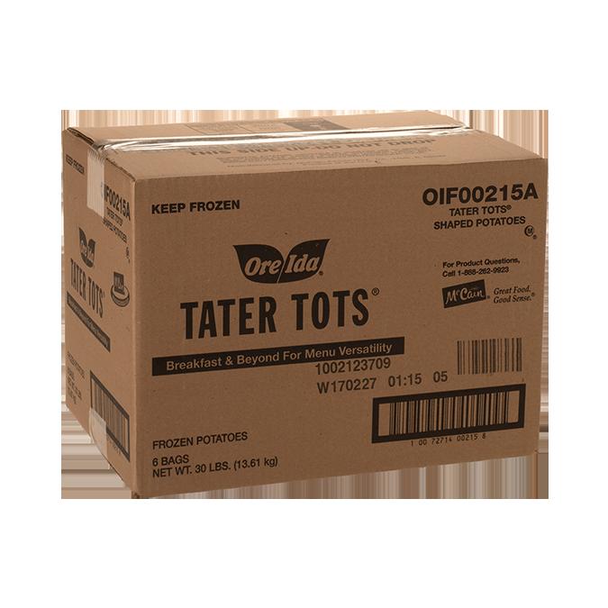 Ore-Ida® Tater Tots® | McCain Foods