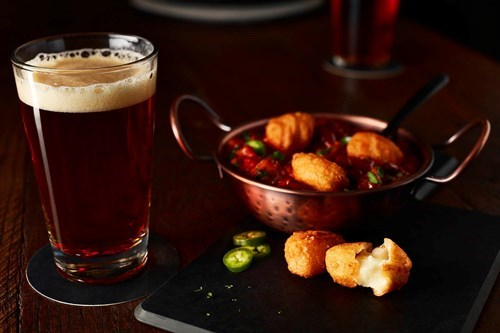 IPA Beer Battered Cheese Bites